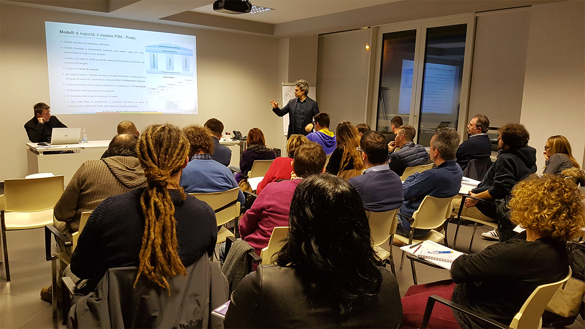 Formazione professionale in Project Management in Toscana